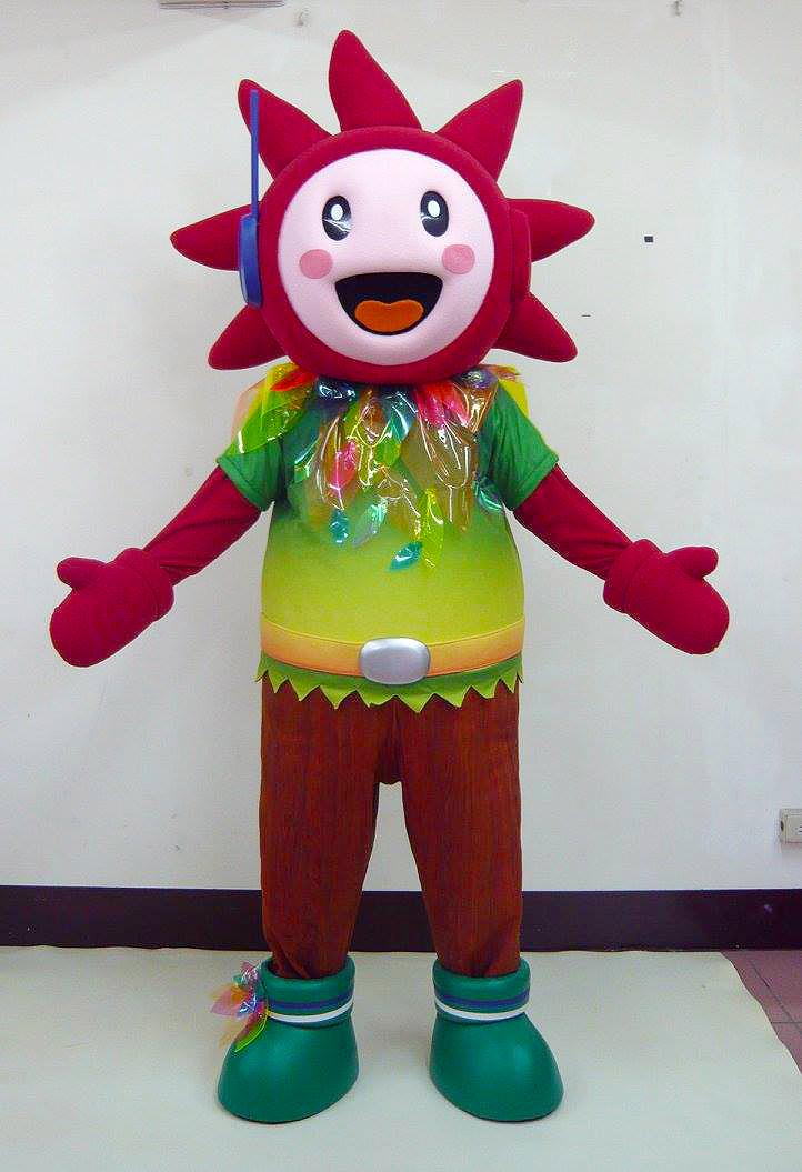 布偶装人偶装 mascot costumes